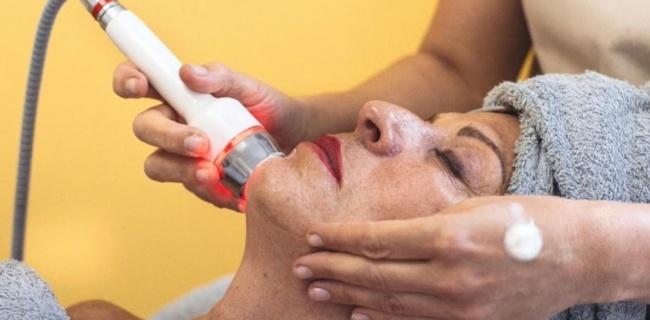 Ondadinamica traitement Visage X-Skin Age Selènia Italia