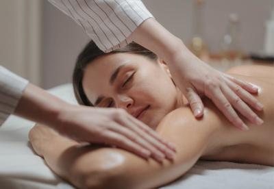 Scarlett The Beauty Centre massage - rituel