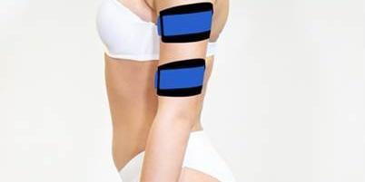 X-Tone - électrostimulation - bras